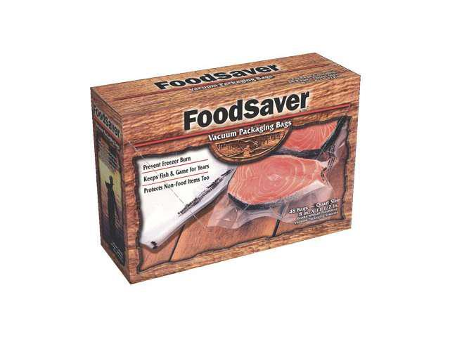 Foodsaver Gallon Size Vacuum Sealer Bags 28 Count Fsgsbf0326-000