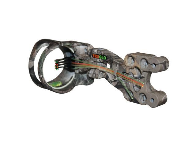 TRUGLO Carbon XS Bow Sight 4-Pin .019 Xtra TG5704J