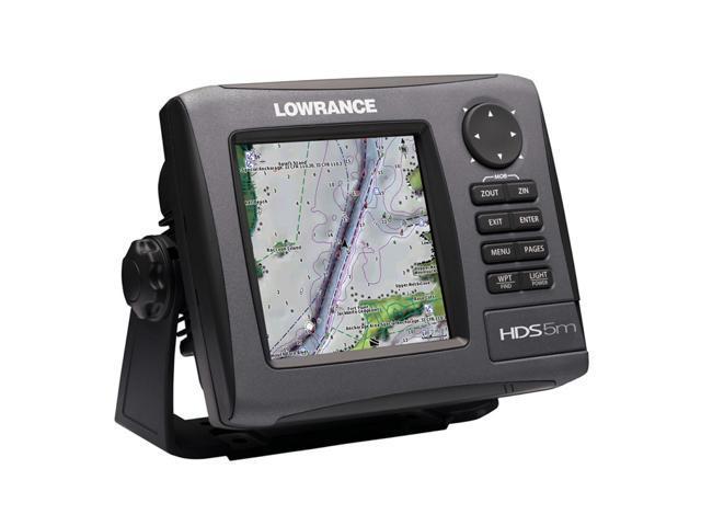 Lowrance HDS-5M Gen2 Plotter Nautic Insight 000-10520-001