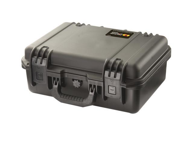 PELICAN IM2200-00001 Black iM2200 Storm Case with Foam Interior
