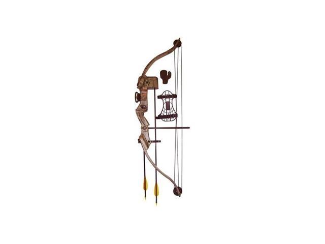 SA Sports Youth 20 LB Bison Recurve Bow Set 565
