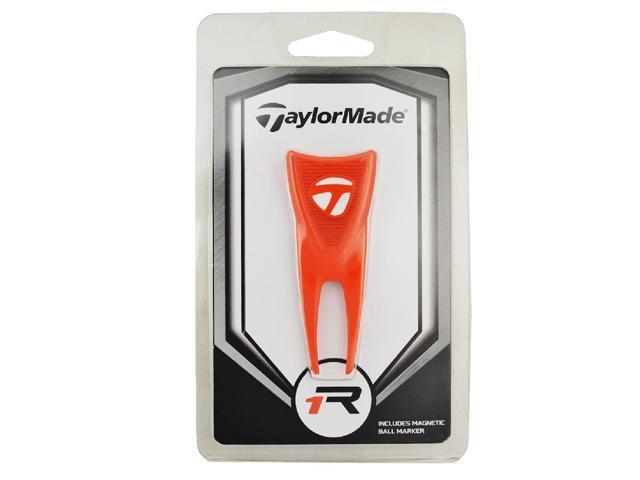 TaylorMade Golf R1 Divot Tool in Orange N2338901