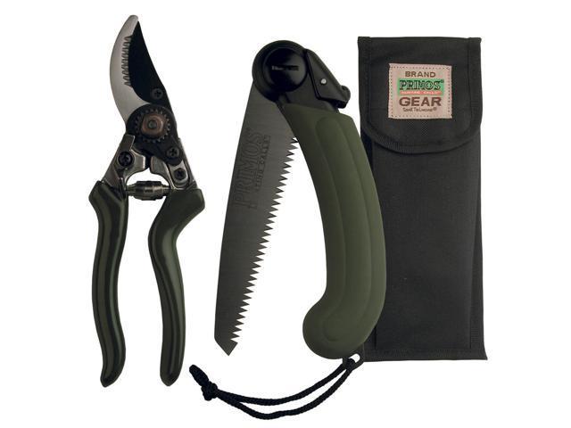Primos Cut Back Pak Compact Saw And Pruner Sheath 6017