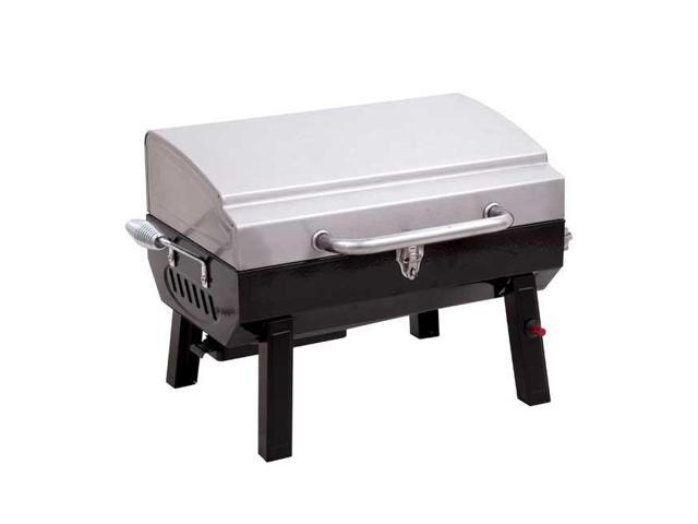 Char-Broil Stainless Steel Tabletop Gas Grill 465640212