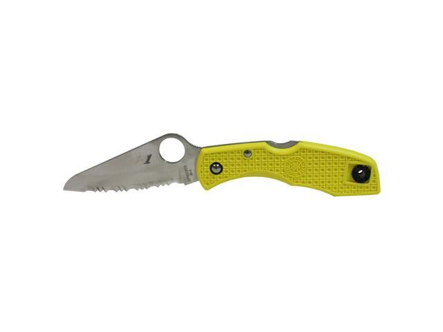 Spyderco Salt 1 Rustproof Folding Knife C88SYL