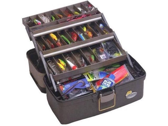Plano Hard Systems 3-Tray Box 6134-03