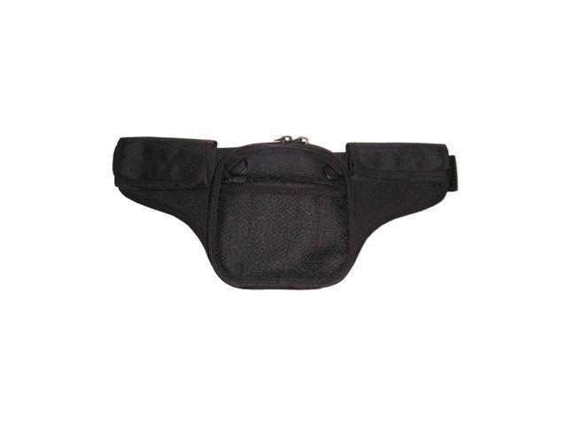 KABAR TDI Law Enforcement Black Concealed Fanny Pack Kydex KBAR214905