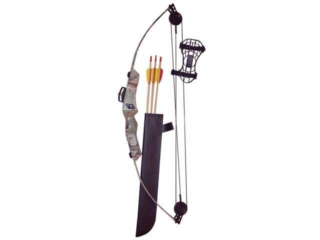 SA Sports Elk Compound Youth Bow Set 564