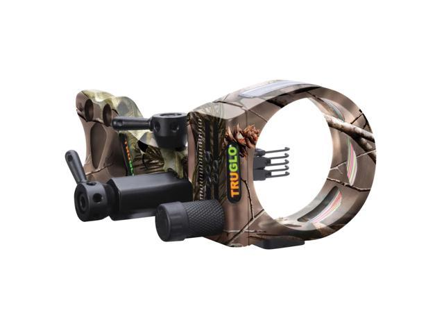 TRUGLO TSX Pro Tooless Sight 5-Pin .019 APG TG7215C