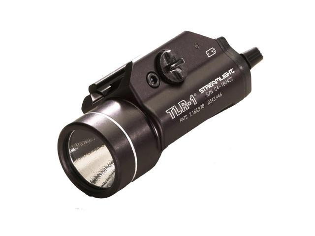 Streamlight TLR-1 Rail Mounted Tactical Weapon 300 Lumens Light White LED 69110