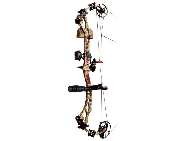 PSE Bow Madness XL Bow RTS Pkg 70LB 25-30in. LH