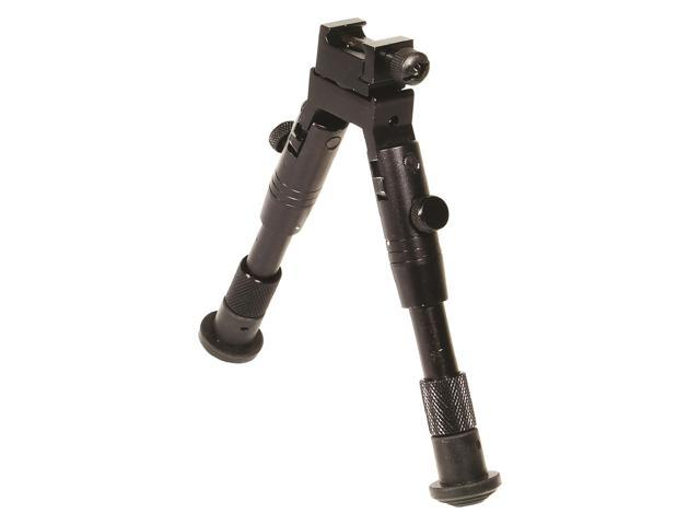 Leapers TL-BP28S Utg Universal Shooters Bipod Rubbarized Stand