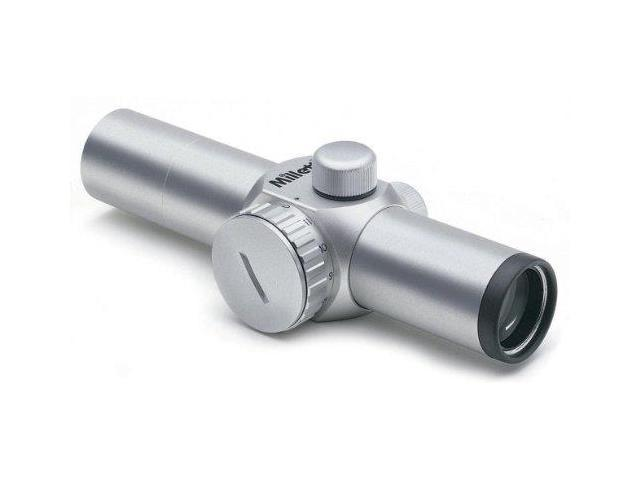 Millett SP-1 Red Dot 1 Inch Silver RD00904
