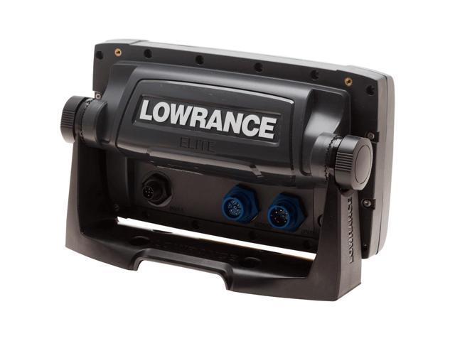 Lowrance Elite-7x HDI Sounder 83/200/455/800 T/M Transducer