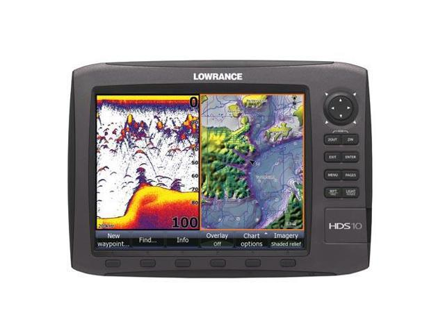 Lowrance HDS-10 Gen2 Usa Insight 83/200 Transducer 000-10542-001