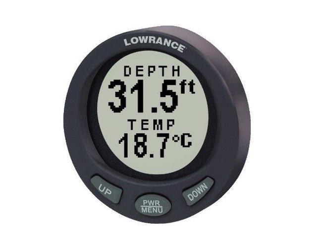 Lowrance Lst-3800 Depth Gauge LST-3800