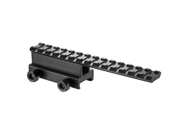 AR Flat top Extended Riser Mount by Barska