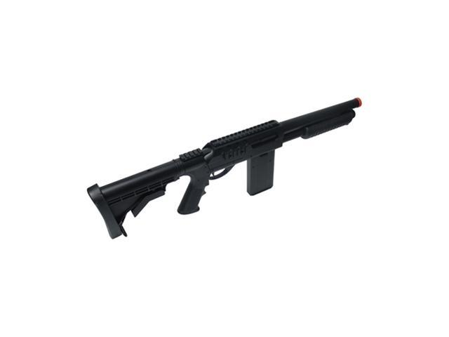 UTG Leapers Everblast CBQ Special Ops Airsoft Shotgun SOFT-M87SOS