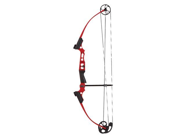 Mathews Genesis MINI Youth Bow RH Cherry Red 11413