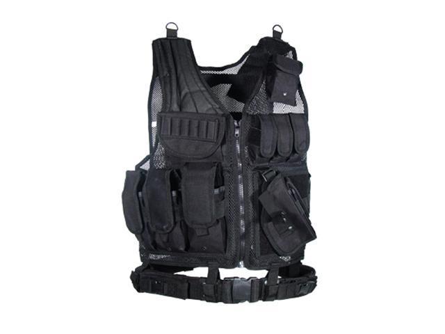 UTG Leapers Sportsmans Scenario Vest PVC-V568BT