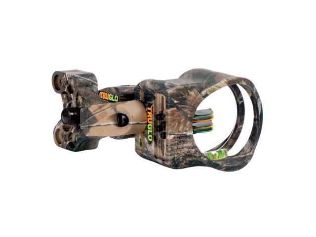 TRUGLO Carbon XS 4 Pin Bow Sight Camo TG5704C