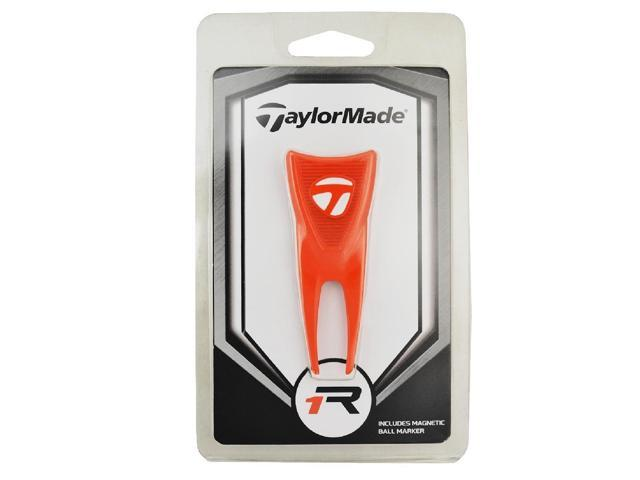 TaylorMade Golf R1 Divot Tool in Orange N2338901
