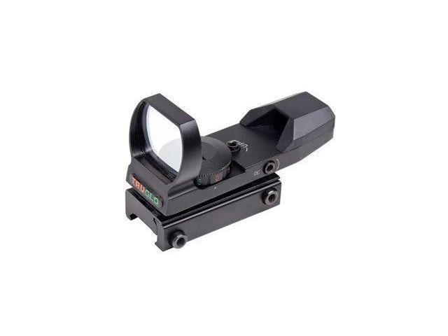Tru Glo Red-Dot Scope Open Dual Color Black