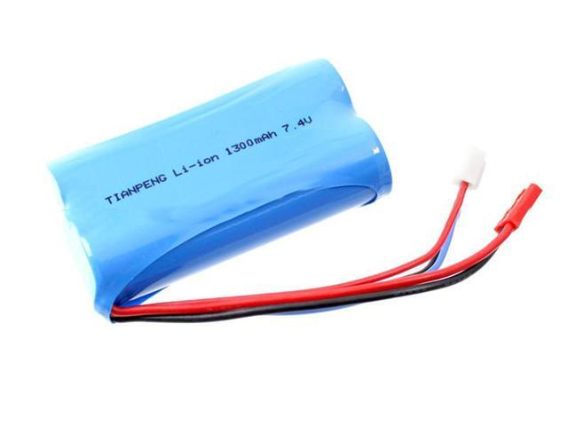 7.4v Lithium Ion Battery Pack 9053-26 For Aerosaur, Volitation RC Helicopter, & Double Horse Brands