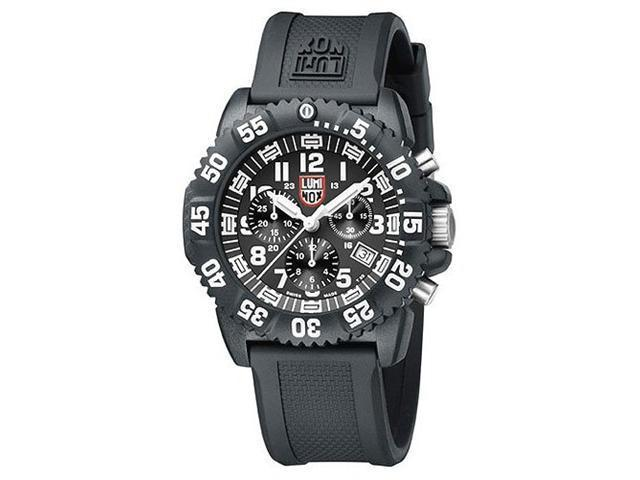 Luminox EVO Navy Seal Colormark Black Dial Mens Watch 3081