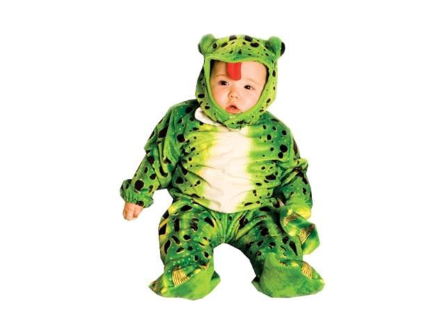Frog Plush Green Toddler 18-24M Costume