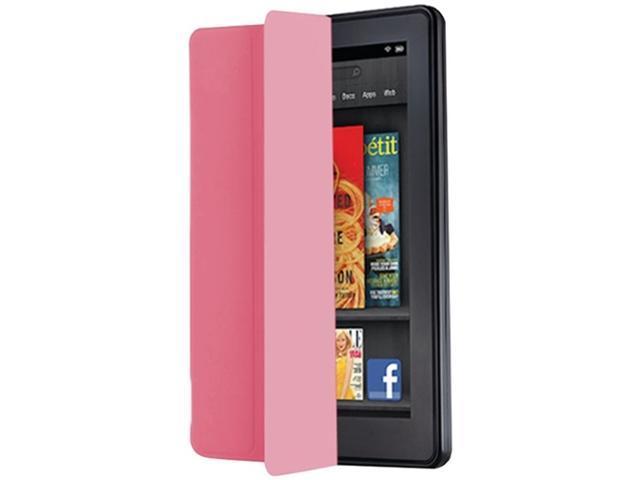 ILUV Kindle Fire Epicarp Slim Folio Cover, Pink