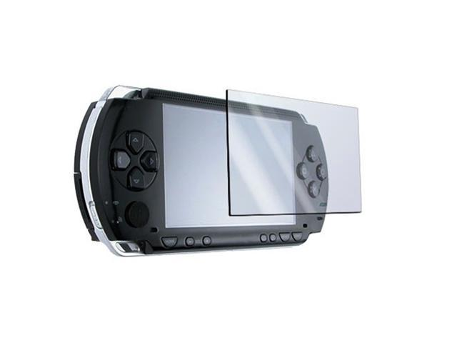 2-Pack LCD Screen Protector + FREE CLOTH for SONY PSP