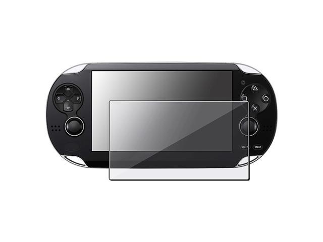 eForCity 4X Reusable Screen Protector Compatible With Sony Playstation Vita