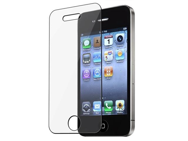 eForCity iPhone 4/4S Screen Protector - [2-Pack] Clear LCD Screen Protector Sheets For iPhone 4 4S 4G 4Gs 4G