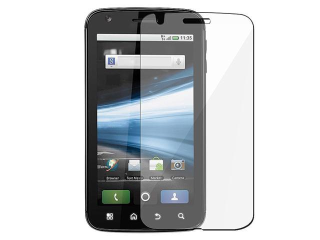 Reusable Screen Protector compatible with Motorola Atrix 4G MB860