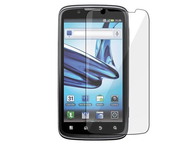 Reusable Screen Protector compatible with Motorola Atrix 2 MB865