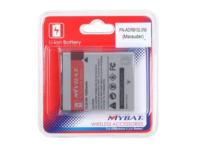 MYBAT Li-ion Battery Compatible With PANTECH ADR910LVW (Marauder)