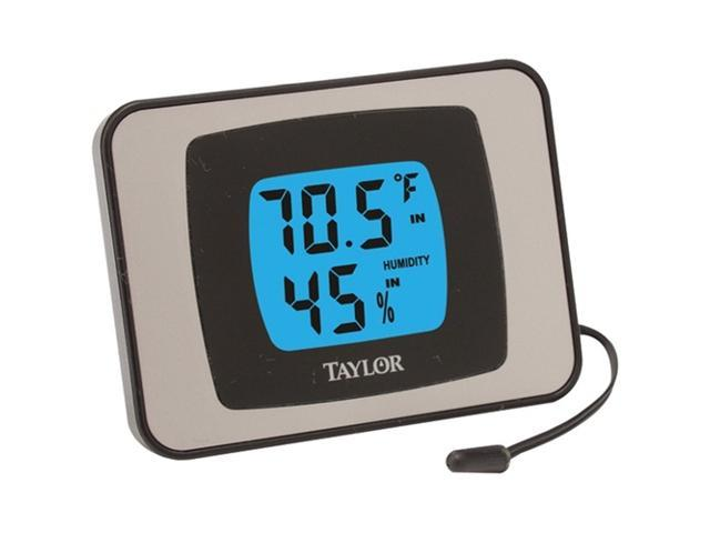 brookstone indoor outdoor thermometer instructions