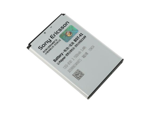 Sony Ericsson R800 Play / X10 Xperia / X1 Standard Battery [OEM] BST-41 (A)