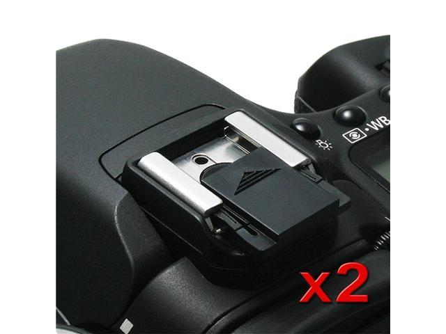 2 x Hot Shoe Cover Cap For PENTAX K200D K100D K20D -E32