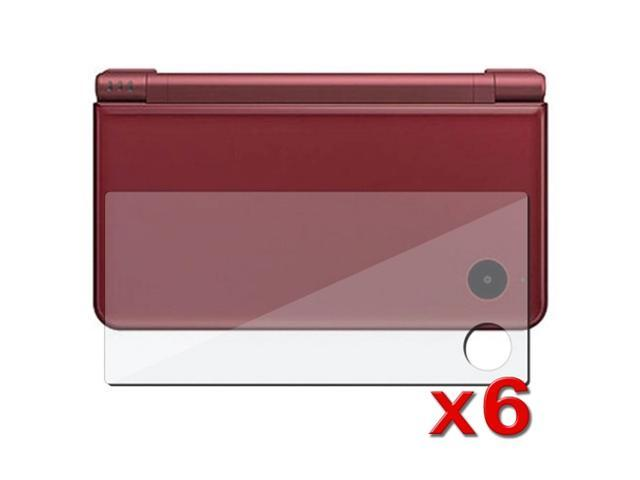 6-Pack Screen Lcd Film Protector For Nintendo Dsi Ll / Xl