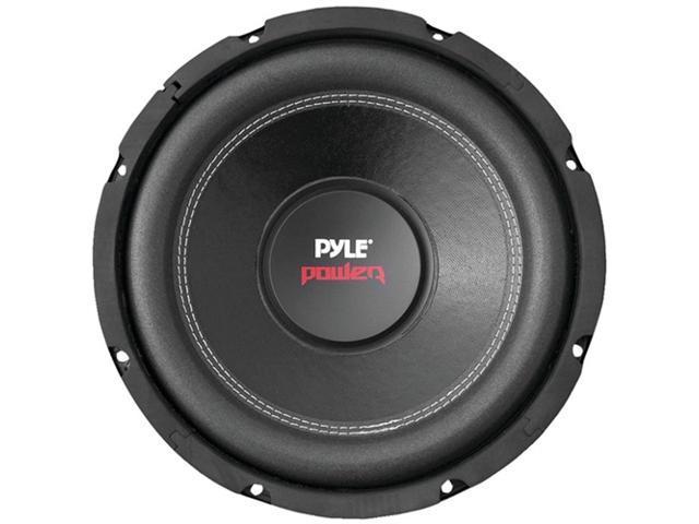 "PYLE CAR AUDIO PLPW10D NEW 10"" 1000 WATTS DUAL 4-OHM BLACK SUBWOOFER SPEAKER"