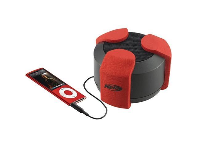 NERF N202R Apple® iPod®/iPhone®/MP3 Portable Speaker