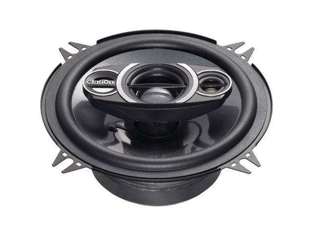 Clarion SRQ1332R Tweeter 300 Watts Peak Power Coaxial Car Speakers