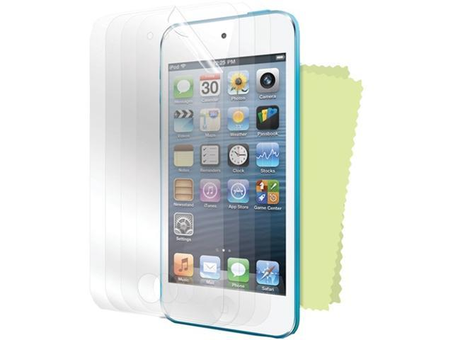Dreamgear Isound-5320 Premium Protection Pack Screen Protectors Compatible With Apple® iPod® Touch 5