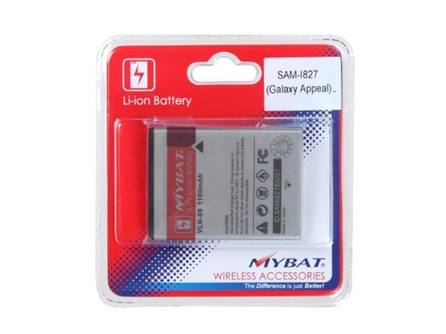 MYBAT Li-Ion Cell Phone Battery 1380 mAh For Samsung© Galaxy Appeal i827