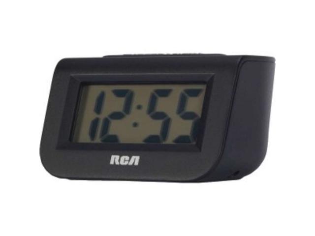 Battery-Powered Alarm Clock