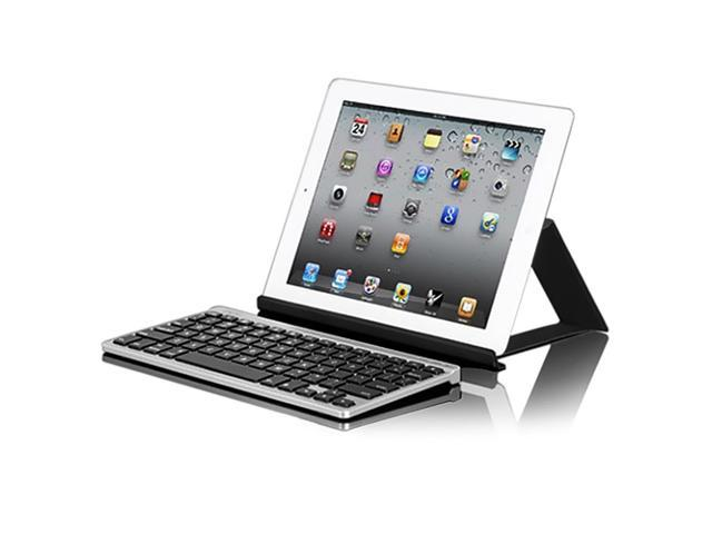 ZAGG Apple® iPhone® 4S / 4 / 3GS / iPad® / Blackberry Playbook ZAGGkeys FLEX Keyboard and Stand , Black