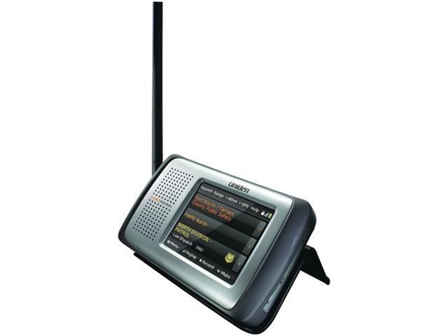 Uniden HOMEPATROL Intuitive Touchscreen Scanner