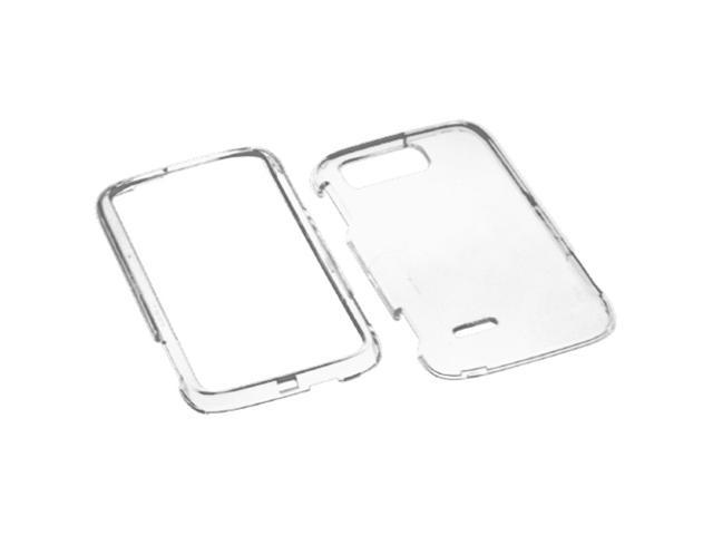 MYBAT T-Clear Phone Protector Cover for MOTOROLA MB865 (Atrix 2)